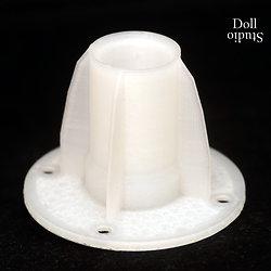 Dollstudio DollWorks Adapter OI2EX - Orient Industry Kopf auf EX-lite Körper
