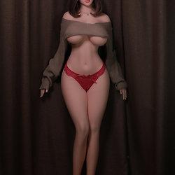 JY Doll Körperstil JY-168 (big chest peach hip) mit Gu 2 Kopf - TPE