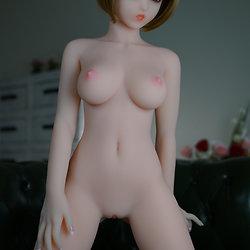 Doll House 168 Körperstil DH19-135/D mit ›Nao‹ Kopf (Nr. 56)  - TPE