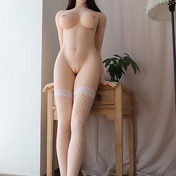 EVO-160 Körperstil mit ›Mina‹ Kopf von Doll House 168 - TPE