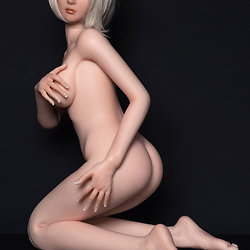 Doll Sweet Körperstil DS-145 ›Evo‹ mit ›Chun‹ Kopf - Silikon