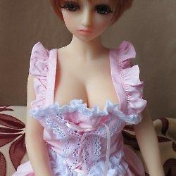 WM Dolls 65 mit ›Lovely‹-Kopf (65 cm)
