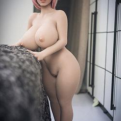 WM Doll Körperstil WM-108/L mit Kopf Nr. 263 (Jinsan Nr. 263) - TPE