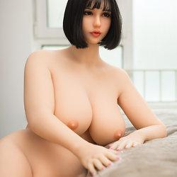 WM Doll Körperstil WM-168/G mit Kopf Nr. 233 (Jinshan Nr. 233) - TPE