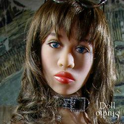 AS Doll Kopf Carrie - TPE