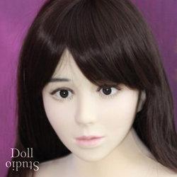 Happy Doll Kopf A1 mit Körperstil HA-165 - Silikon