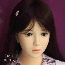 Happy Doll Kopf A2 mit Körperstil HA-165 - Silikon