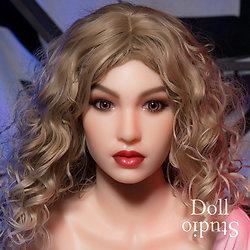 Sino-doll Kopf S10 aka ›Amanda‹ - Silikon