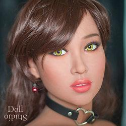 YL Doll Kopf ›Mel‹ (Jinsan Nr. 221) - TPE
