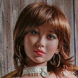 YL Doll ›Rei‹ Kopf (Jinshan Nr. 221) mit Körperstil YL-170 - TPE