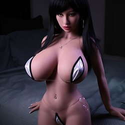 YL Doll Körperstil YL-140 und ›Aki‹ Kopf (Jinsan Nr. 187) - TPE