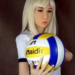 D4E-165 Körperstil mit ›Yuko‹ Kopf von Doll Forever / Hautton ›white‹