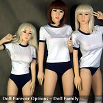 Doll Forever - D4E family of dolls (2016)