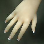 Doll Forever Konfigurationsoptionen - Fingernägel