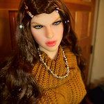 Doll Forever Körperstil D4E-165/I mit ›Olivia‹ Kopf - TPE