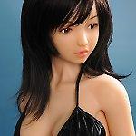 DS Doll 145 cm Body mit gelblicher Hautfarbe und ›Nina‹-Kopf