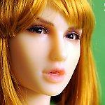 DS Doll 145 Plus Body mit gelblicher Hautfarbe und ›sSandy‹-Kopf