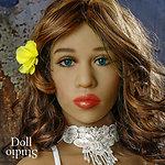 AS Doll Kopf Daisy - TPE