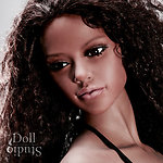 AS Doll Kopf Andrea - TPE