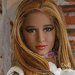 AS Doll Kopf Betsy - TPE