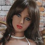 AS Doll Kopf Blanche - TPE
