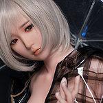 Doll Sweet ›Chun‹-Kopf mit Körperstil DS-145 ›Evo‹ im Hautton 'pink' mit S-Level