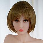 Doll House 168 Kopf ›Misa‹ mit DH19-155/F Körperstil - TPE