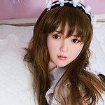 Doll Sweet ›Luo‹-Kopf mit Körperstil DS-145 Plus im Hautton 'pink' mit S-Level M