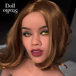 OR Doll Kopf OR-030 aka ›Olivia‹ (Jinsan Nr. 248)