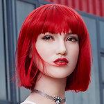 Sino-doll S2 Kopf - Silikon