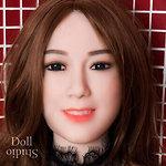 SY Doll Kopf Nr. 107 (SY Nr. 107) - TPE