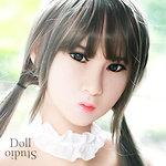 SY Doll Kopf Nr. 110 (SY Nr. 110) - TPE