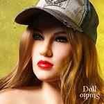 SY Doll Kopf Nr. 111 (SY Nr. 111) - TPE
