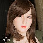 SY Doll Kopf Nr. 169 (Shengyi Nr. 169) - TPE
