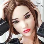 SY Doll Kopf Nr. 136 (Shengyi Nr. 136) - TPE