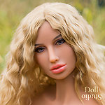 SY Doll Kopf Nr. 167 (Shengyi Nr. 167) - TPE