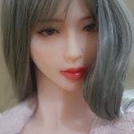 WM Dolls Kopf - Modell Nr. 57 und WM Dolls 165 cm Body