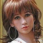 YL Doll Kopf ›Aki‹ (Jinsan-Kopf Nr. 187)