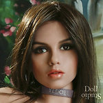 YL Doll Kopf ›Rinia‹ (Jinsan-Kopf Nr. 188)