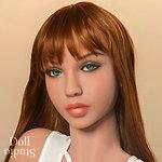 WM Doll Kopf Nr. 254 (Jinsan Nr. 254) - TPE