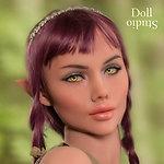 YL Doll Elfenkopf ›Bella‹ - TPE