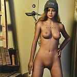 Irontech Doll Körperstil IT-163/B mit ›Miki‹ Kopf - TPE