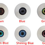 Irontech Doll - Augenfarben (Stand: 12/2018)