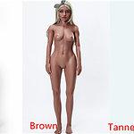 Hautfarben von Irontech Doll (2019)