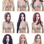 Perücken für weibliche Puppen von Irontech Doll (2018)