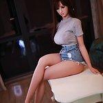 JY Doll Körperstil JY-157 big breasts mit Kopf Nr. 175 - TPE