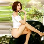 SY Doll Körperstil SY-158 mit Kopf Nr. 109 - TPE