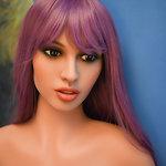 WM Doll Körperstil WM-158 mit  Jinshan Kopf Nr. 108 - TPE
