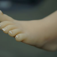 Doll Forever Konfigurationsoptionen - Fußnägel