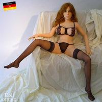 Doll Affair DA155 (155 cm) mit ›Nicky‹ Kopf
